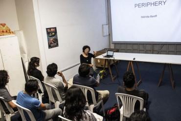Presentación de portafolio de la artista mexicana Laura Barrón – Residencia Tupac