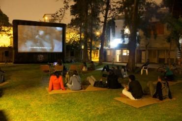 La Pelirroja: cineclub barranquino para todos