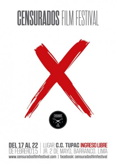 Más de 20 películas censuradas en festival de cine al aire libre