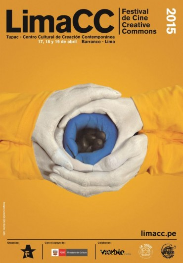 Se viene el festival de cine Creative Commons: LimaCC