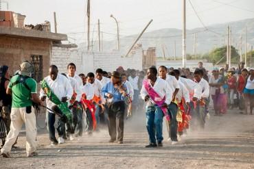 Seminario de Cultura Afroperuana en Tupac