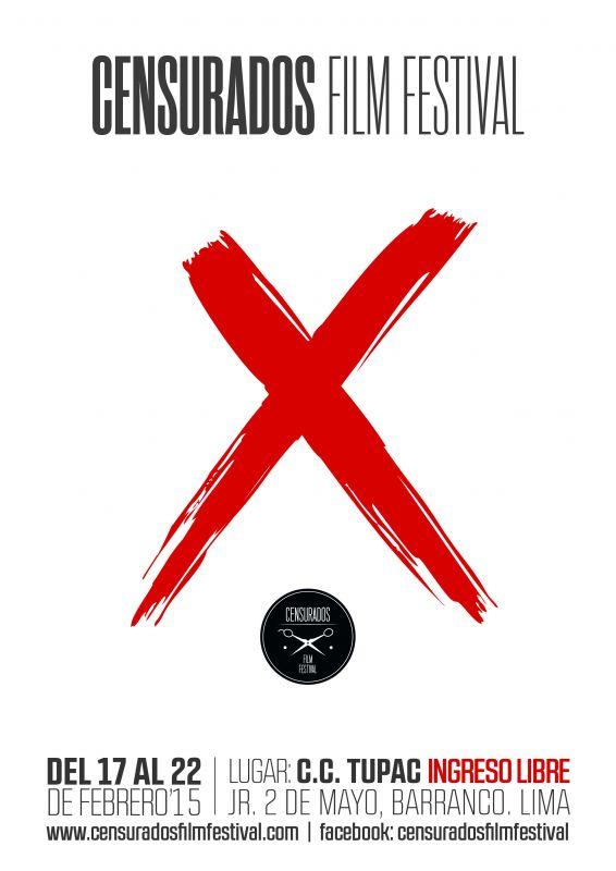 """Censurados Film Festival: """"Lo que ellos no quieren que veas"""""""