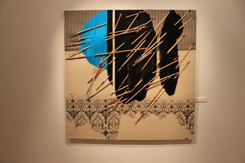 Máquinas sensibles de Valeria Ghezzi en La Galeria-Arte Contemporáneo