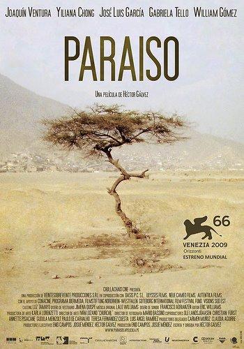 Cineclub La Pelirroja presenta film peruano 'Paraíso' al aire libre