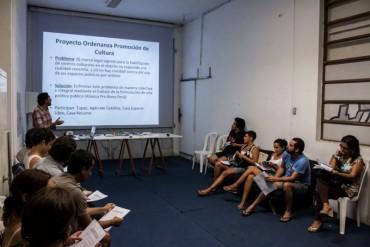 Cultura y políticas públicas para Barranco