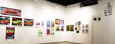 Muestra y lanzamiento de Art-Latino al público