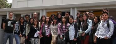 Estudiantes de la PUCP visitan Tupac