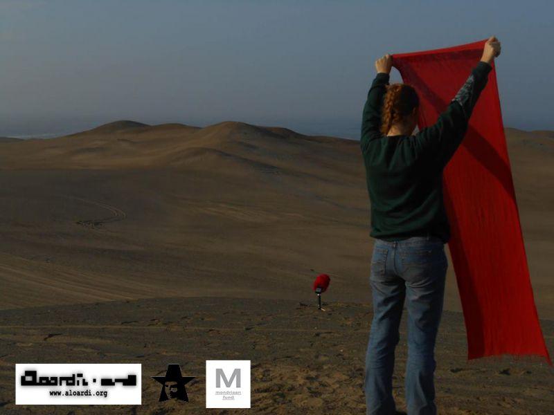 Residencias TUPAC: Presentación de portafolio de Janneke Van Der Putten (Holanda)