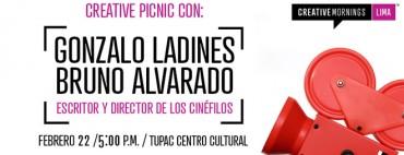 Tarde creativa en Barranco con Los Cinéfilos