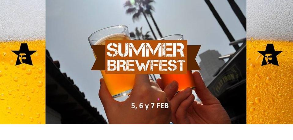 Summer Brewfest Lima 2016