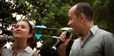 Christian Ysla nos acompañó en una tarde creativa