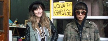 Dos stylists lanzan venta de garage en Tupac